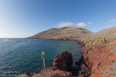 Rannalla Rabida -saarella