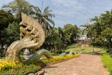 Wat Phnom, Phnom Penh/Kamputsea