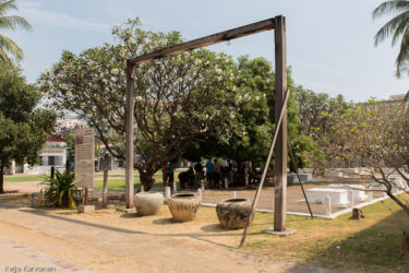 Tuol Sleng (S-21) kuullustelu- ja kidutuskeskus, Phnom Penh/Kamputsea