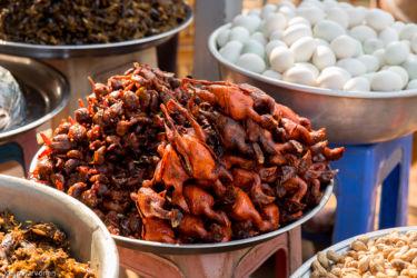 Markkinoilla, Kamputsea
