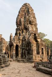Prasat Bayon -temppeli, Siem Reap/Kamputsea