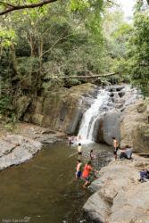 Pa La-U -vesiputoukset, Thaimaa