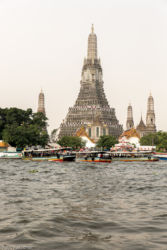 Posliinitemppeli, Bangkok/Thaimaa