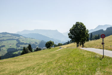 Schallenbergpass, Sveitsi